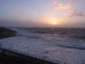 The nearest coastal view, jealous?