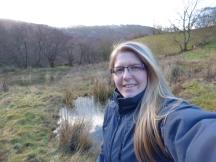 A (very) rare selfie!